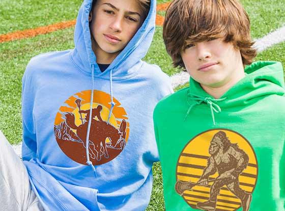 Shop Guys Lacrosse Sweatshirts