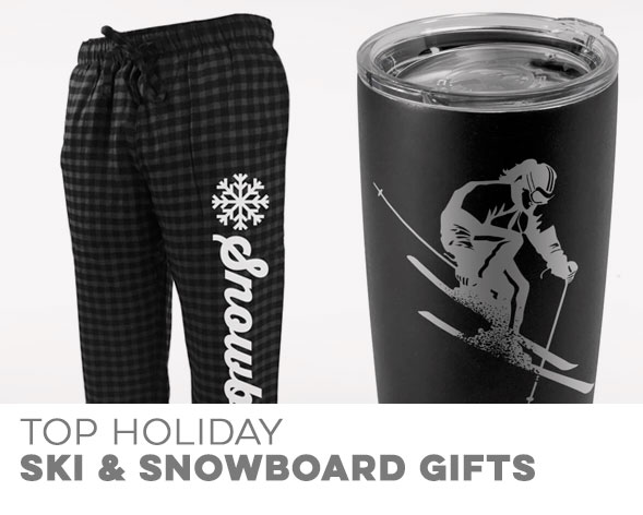 Top Skiing and Snowboarding Holiday Gifts