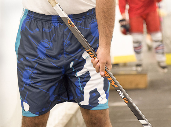 Abominable Hockey Shorts