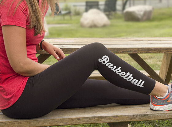 Shop our Basketball Leggings