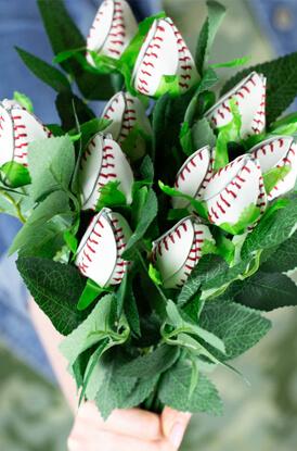 Shop Baseball Roses