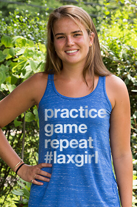Practice Game Repeat Relaxed Fit Tank Top
