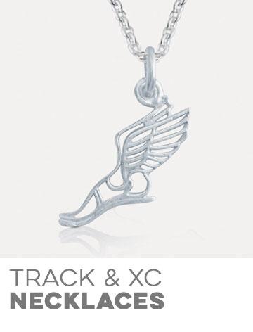 Track & XC Necklaces