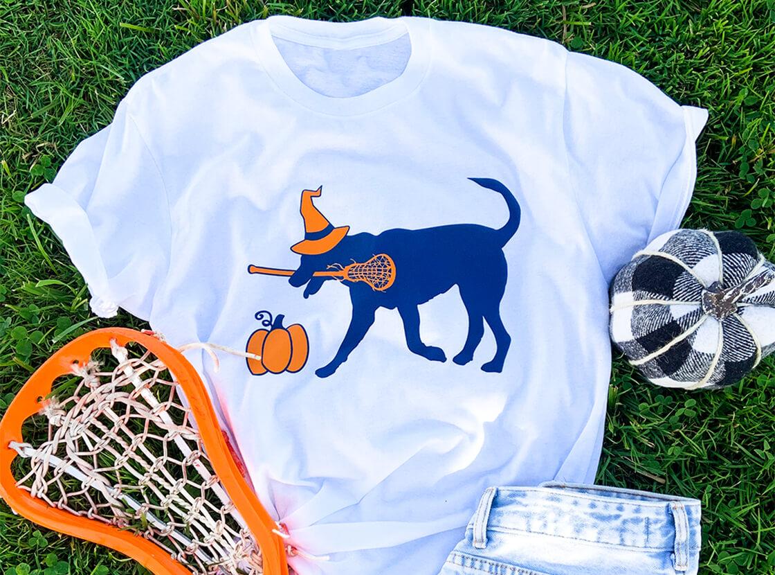 Lula Witch Dog T-Shirt