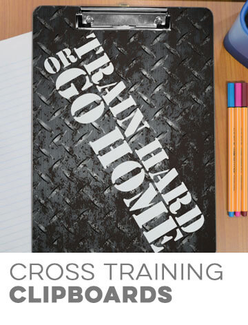 Cross Training Clipboards