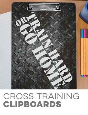 Cross Training Clipboards