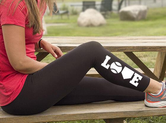 Shop our Softball Leggings