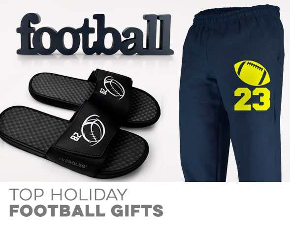 Top Football Holiday Gifts