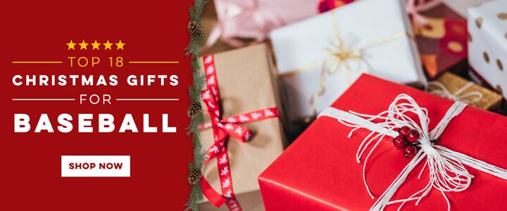 Top Baseball Christmas Gifts