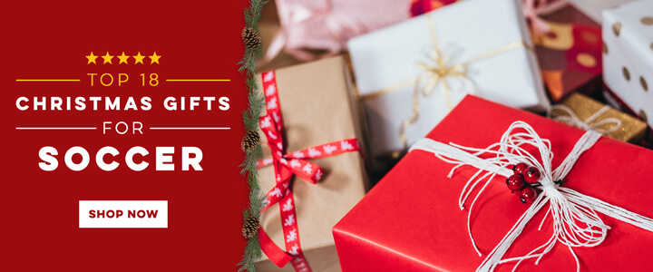 Top Soccer Christmas Gifts