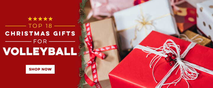 Top Volleyball Christmas Gifts