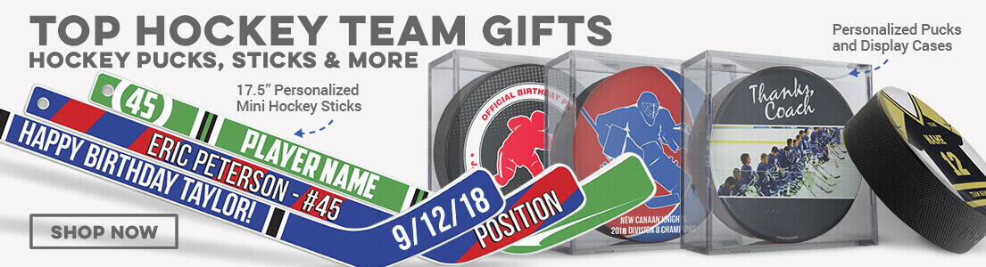 Top Hockey Team Gifts