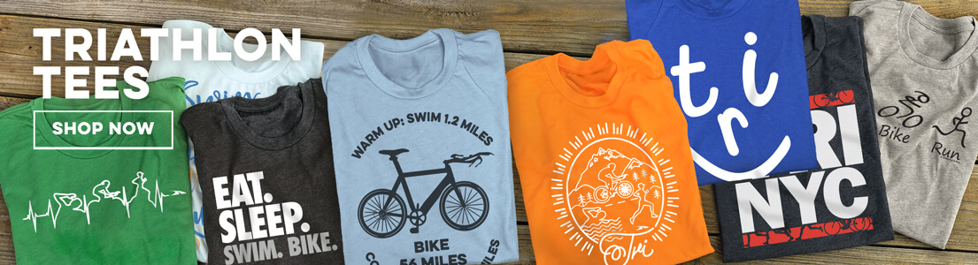Triathlon Tshirts