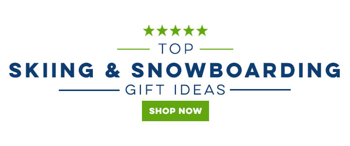 Top Skiing & Snowboarding Gift Picks