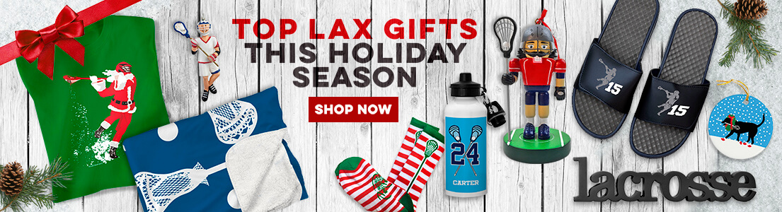 Top Guys Lacrosse Holiday Gifts