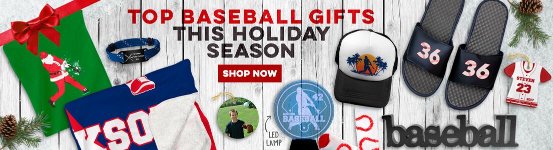Top Holiday Baseball Gifts