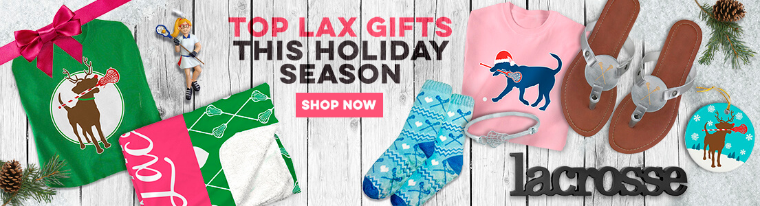 Top Girls Lacrosse Holiday Gifts
