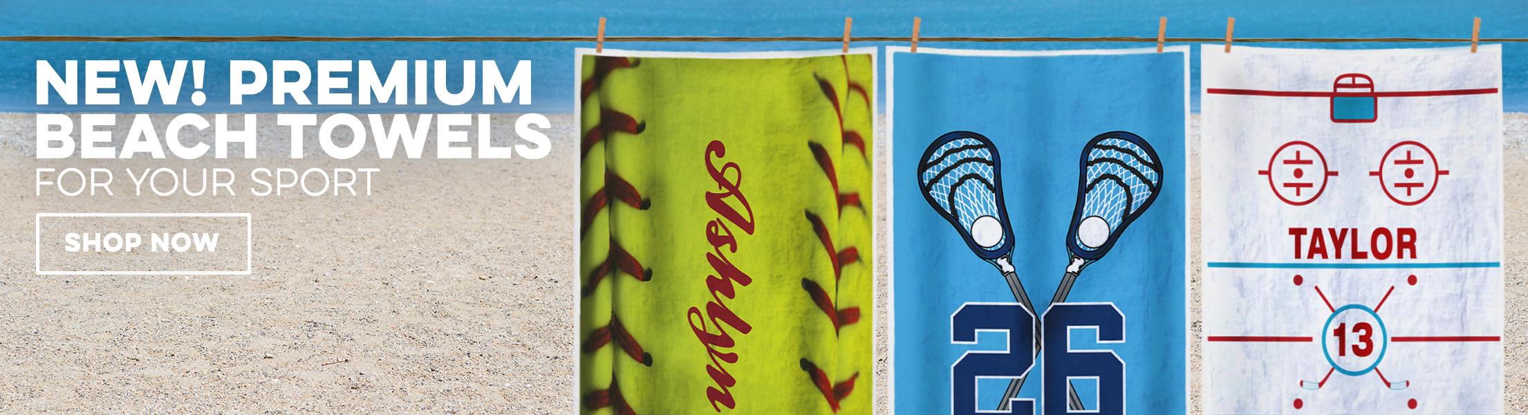 Premium Beach Towels