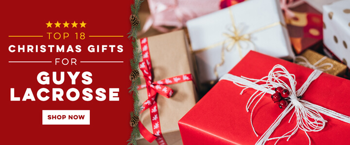 Top Guys Lacrosse Christmas Gifts