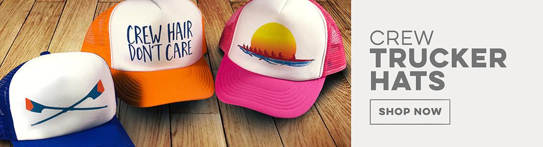 Crew Trucker Hats!
