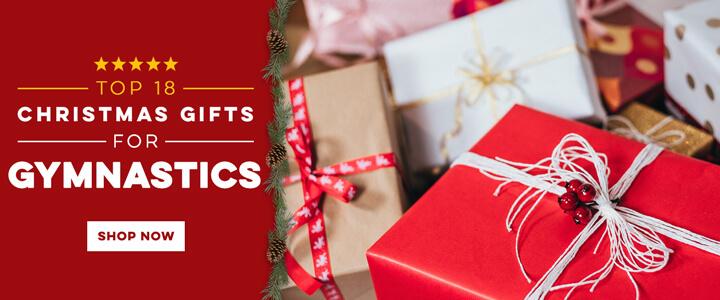 Top Gymnastics Christmas Gifts