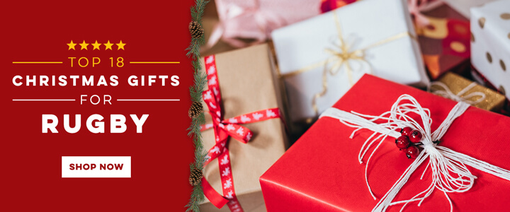 Top Rugby Christmas Gifts