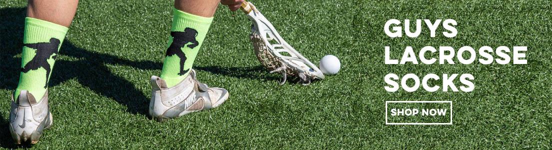 Guys Lacrosse Socks