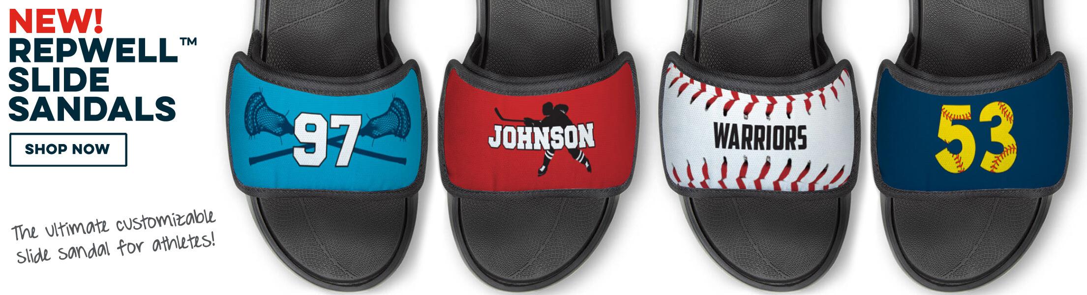 Repwell™ Slide Sandals