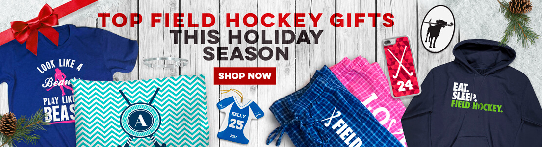 Top Holiday Field Hockey Gifts