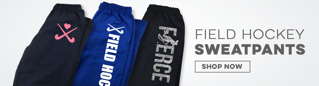 Field Hockey Sweatpants!