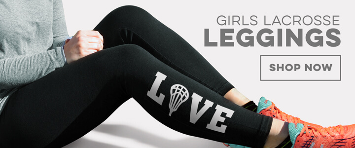 Girls Lacrosse Leggings