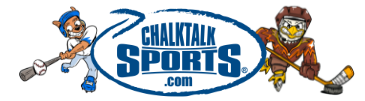 Chalk Talk Sports Logo